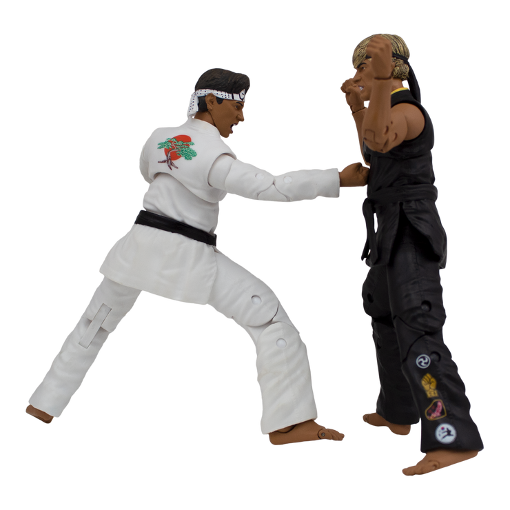 The Karate Kid Johnny Lawrence Action Figure - Available 4th Quarter 2020 - Icon Heroes