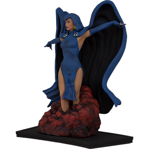 The New Teen Titans Raven Statue - Exclusive