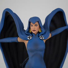 DC Comics New Teen Titans Raven EXCLUSIVE 1/9 Scale Polystone Statue - Available 1st Quarter 2019