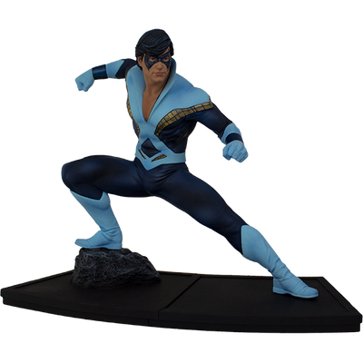 The New Teen Titans Nightwing Statue - Exclusive - Icon Heroes