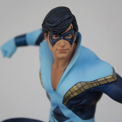DC Comics New Teen Titans Nightwing EXCLUSIVE 1/9 Scale Polystone Statue - Available 1st Quarter 2019