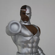 The New Teen Titans Cyborg Statue - Exclusive