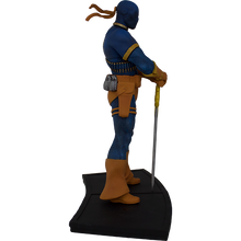 The New Teen Titans Deathstroke Statue - Exclusive