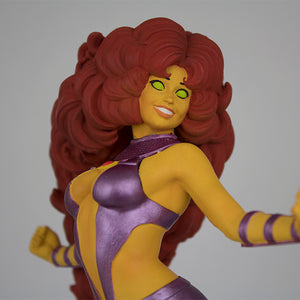 The New Teen Titans Starfire EXCLUSIVE Statue - Available 1st Quarter 2019