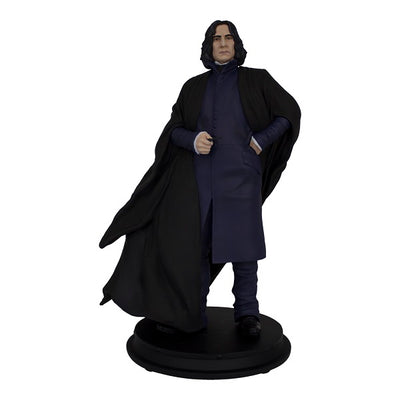 Severus Snape HBP with Wand Statue