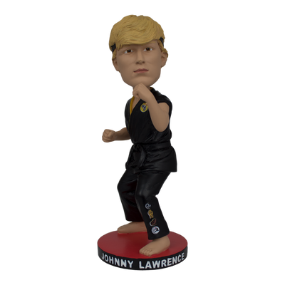 The Karate Kid Johnny Lawrence Polystone Bobblehead - Icon Heroes