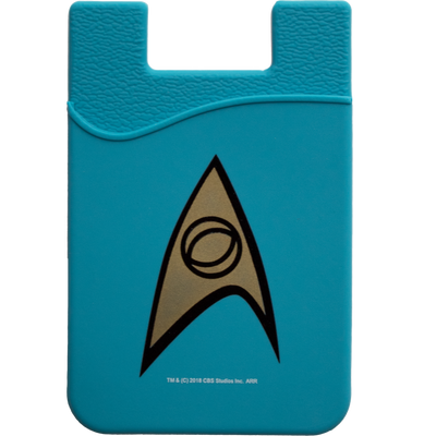 Star Trek TOS Science Smartphone Card Holder - Icon Heroes