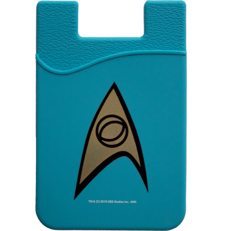 Star Trek TOS Science Smartphone Card Holder