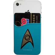 Star Trek TOS Science Smartphone Wallet - Icon Heroes