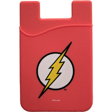 DC Comics The Flash Logo Smartphone Card Holder - San Diego Comic Con 2018 Exclusive