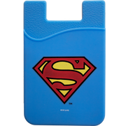 Superman Logo Smartphone Card Holder - Icon Heroes