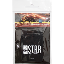 S.T.A.R. Labs Logo Smartphone Card Holder