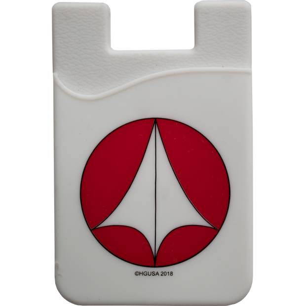 Robotech Defense Force Logo Smartphone Card Holder