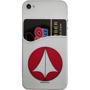 Robotech Defense Force Logo Smartphone Wallet - Icon Heroes
