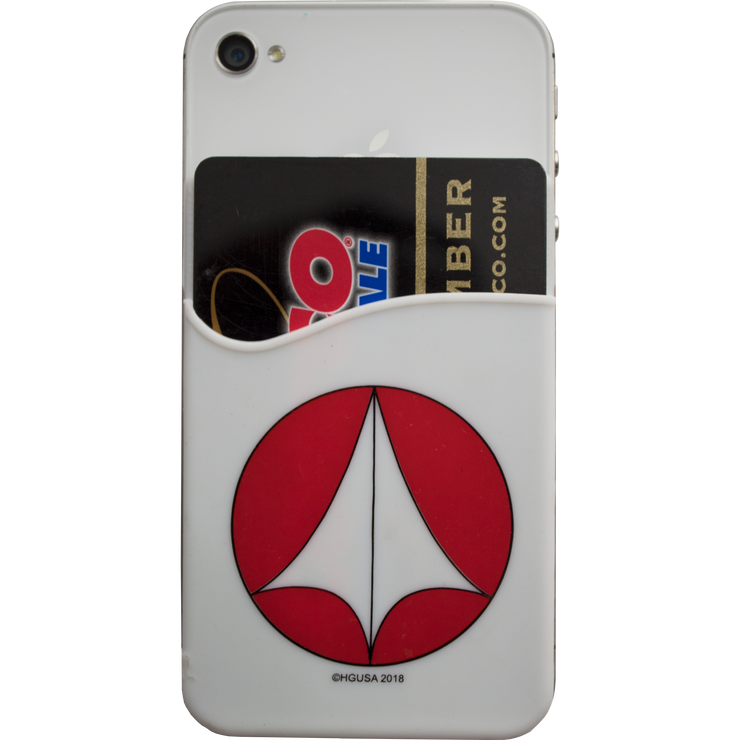 Robotech Defense Force Logo Smartphone Card Holder - Icon Heroes