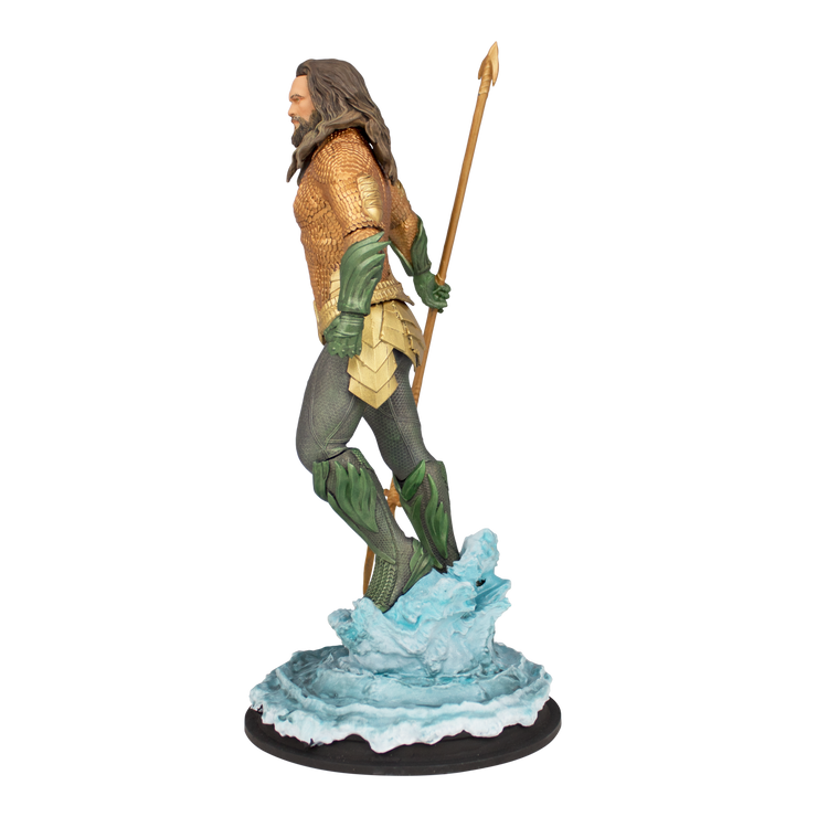 Aquaman Movie Deluxe Statue