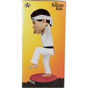 The Karate Kid Daniel Larusso Bobblehead - Icon Heroes