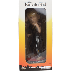 The Karate Kid Johnny Lawrence Bobblehead - Available 1st Quarter 2019