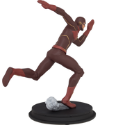 The Flash Animated Statue