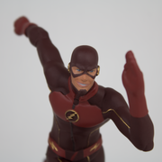 The Flash Animated Statue - Icon Heroes