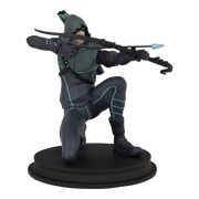 Arrow Animated Statue