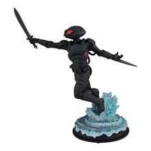 Black Manta Statue - Available 2nd Quarter 2019