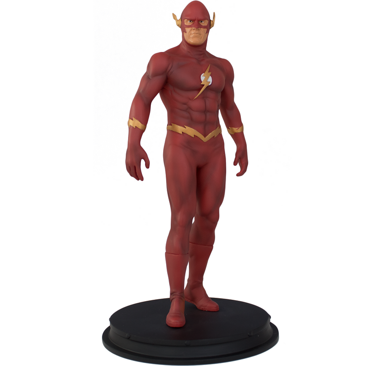 Earth-90 Flash Statue (GameStop Exclusive) - Icon Heroes