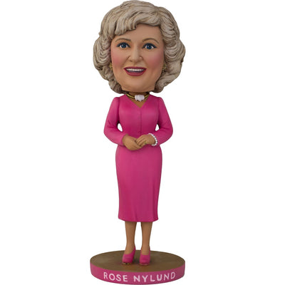 The Golden Girls Rose Nylund Polystone Bobblehead - Icon Heroes