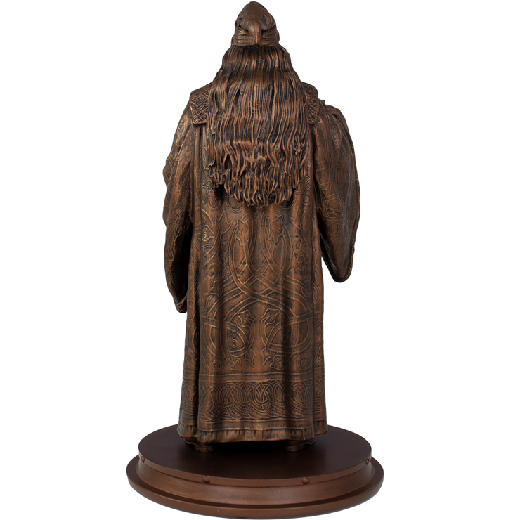 Professor Albus Dumbledore Faux-Bronze Statue - Exclusive