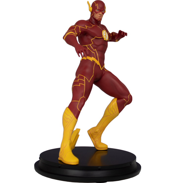 DC Comics The Flash Statue (GameStop Exclusive) - Icon Heroes