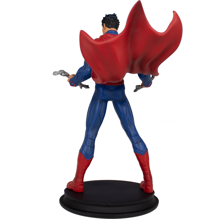Superman Unchained Statue - Available 2nd Quarter 2020