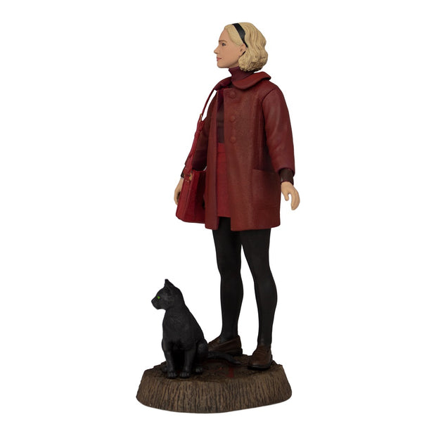 Sabrina Spellman and Salem Statue - Preorder 2nd Quarter 2020