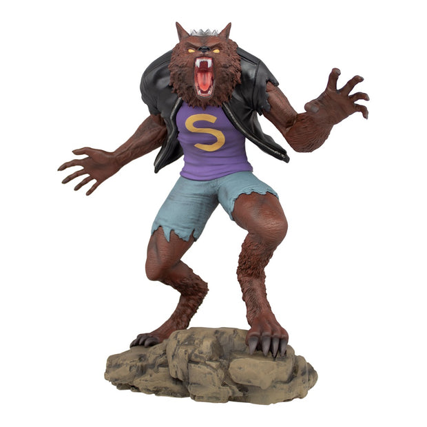 Archie Comics Jughead the Hunger Polystone Statue - Icon Heroes