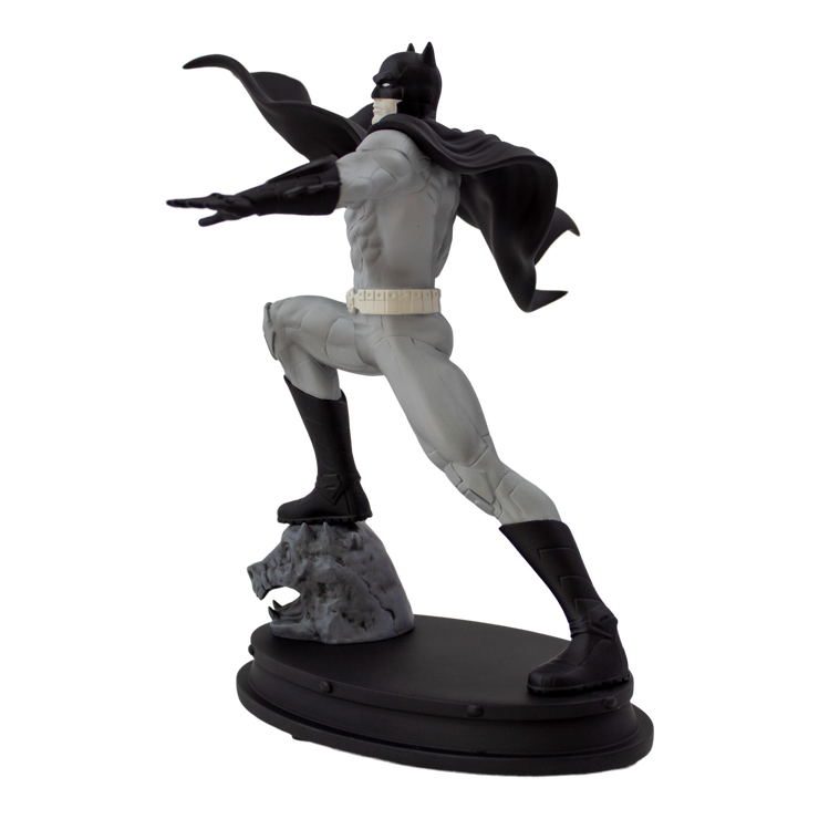 Batman 80th Anniversary Black and White Statue (FYE Exclusive)