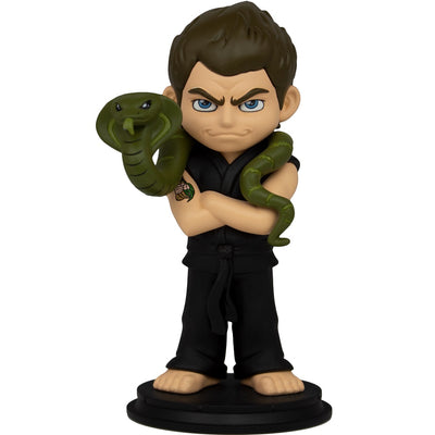 Icon Heroes Karate Kid John Kreese Martin Kove Cobra Kai ICONS Vinyl Figure
