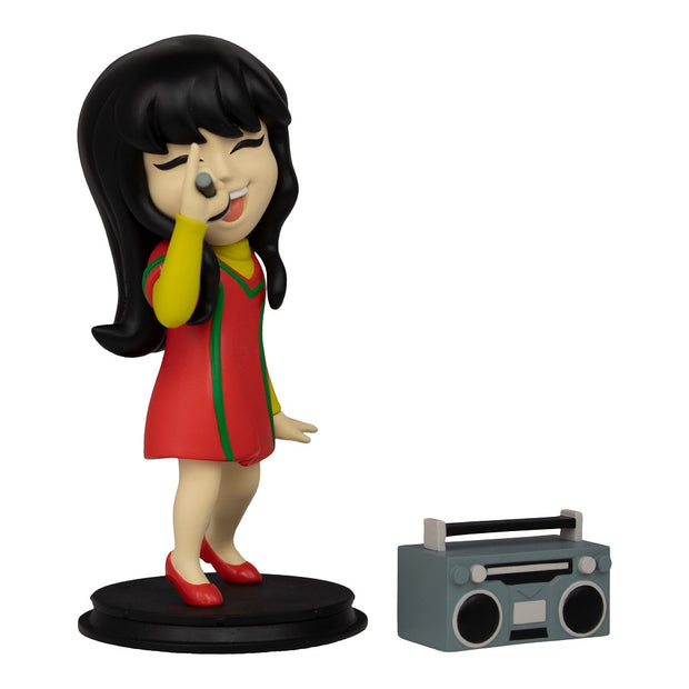 Robotech Lynn Minmei ICONS Vinyl Figure - Available 1st Quarter 2021 - Icon Heroes