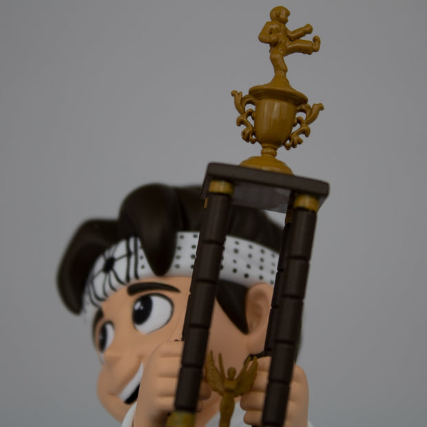 The Karate Kid Daniel Larusso ICONS Vinyl Figure - Available 1st Quarter 2021 - Icon Heroes