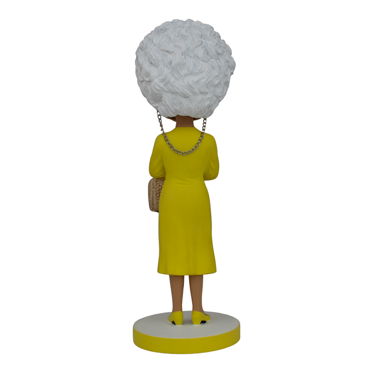 The Golden Girls Sophia Petrillo Polystone Bobblehead - Icon Heroes