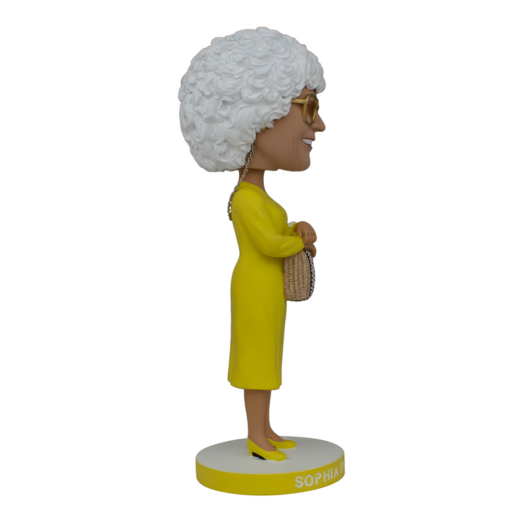 Icon Heroes Golden Girls Sophia Estelle Getty Bobble Head