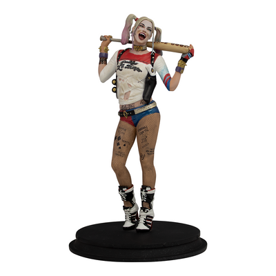 Suicide Squad Harley Quinn Statue - Icon Heroes