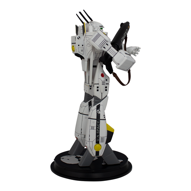 Robotech VF-1S Roy Fokker Battloid 1/42 Scale Polystone Statue - Preorder 3rd Quarter 2020