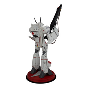 Robotech VF-1J Rick Hunter Battloid 1/42 Scale Polystone Statue - Available 3rd Quarter 2020 - Icon Heroes