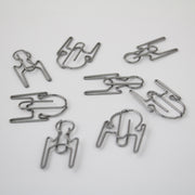 Star Trek Discovery Paper Clips - Available 4th Quarter 2020 - Icon Heroes