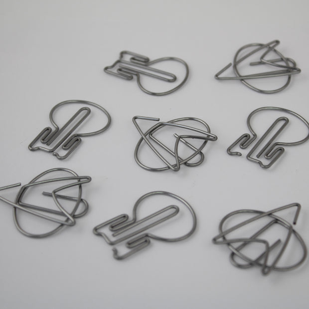 Star Trek TNG Paper Clips - Available 4th Quarter 2020 - Icon Heroes