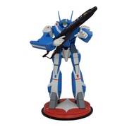 Robotech VF-1J Max Sterling Battloid 1/42 Scale Polystone Statue - Fan Expo Exclusive - Icon Heroes