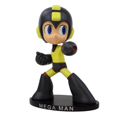 Mega Man Thunder Wool Polystone Bobblehead - Available 2nd Quarter 2021 - Icon Heroes