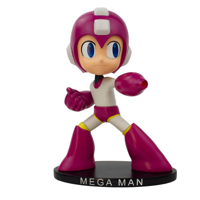 Mega Man Triple Blade Polystone Bobblehead - Available 2nd Quarter 2021 - Icon Heroes