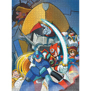 Mega Man X Jigsaw Puzzle - Available 1st Quarter 2021 - Icon Heroes