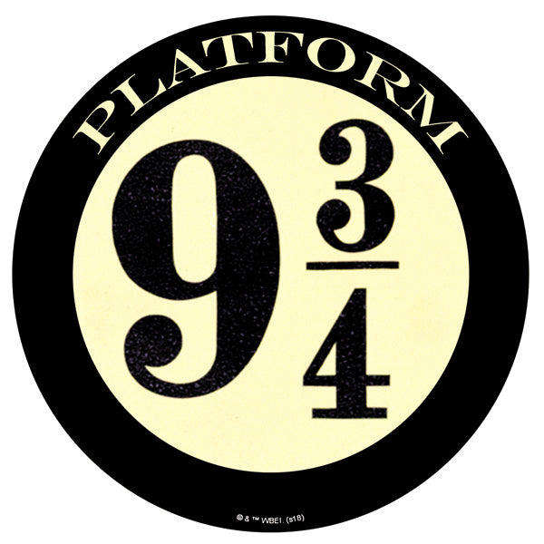 Platform 9 3/4 Mouse Pad - Exclusive