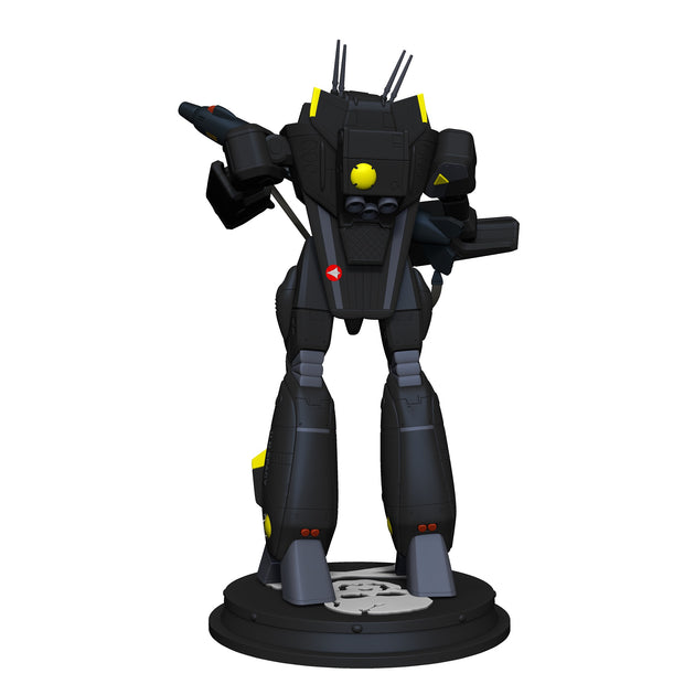 Robotech VF-1S Stealth Battloid 1/42 Scale Polystone Statue - Icon Heroes